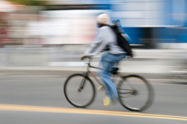 La vie de cycliste à Amsterdam permet de... (Photothèque: La Presse)