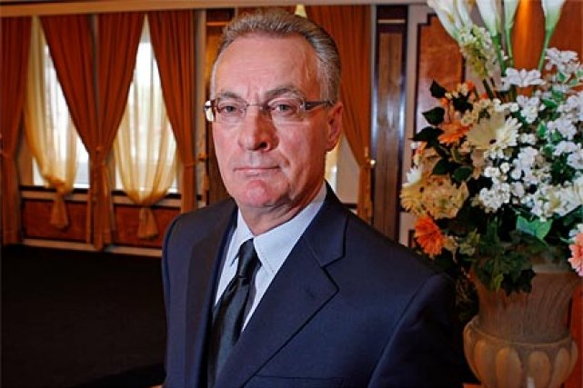 Tony Mucci, un membre influent de la mafia... (Photo: Robert Mailloux, archives La Presse)