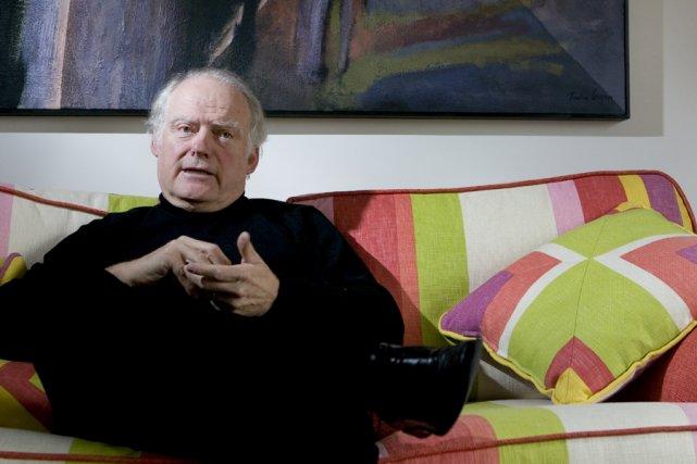 André Caillé, ancien grand patron d'Hydro-Québec, défend maintenant... (Photo: Patrick Sanfaçon, Archives La Presse)
