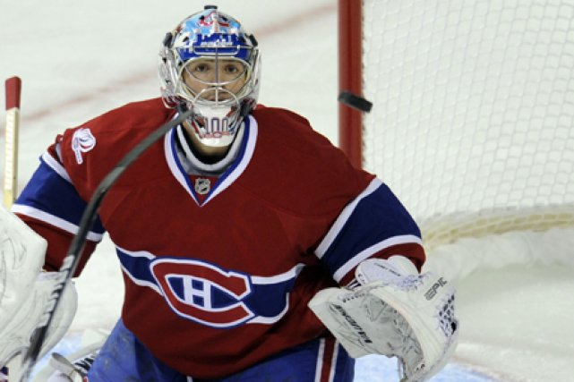 Carey Price touchera 2,5 millions $ US cette... (Photo: Bernard Brault, La Presse)