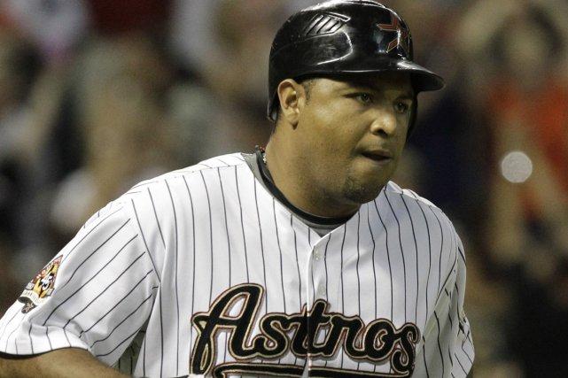 Carlos Lee... (Photo: archives AP)