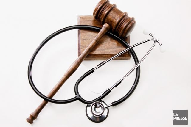 L'urgentologue Luc-Philippe Lacroix, qui pratique depuis 25 ans à l'hôpital de... (Photothèque La Presse)