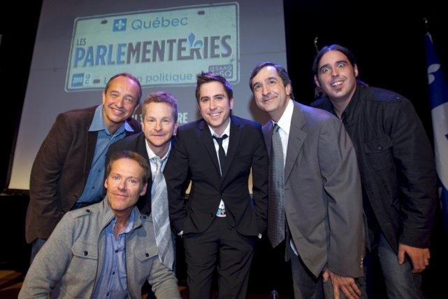 les parlementeries 2010
