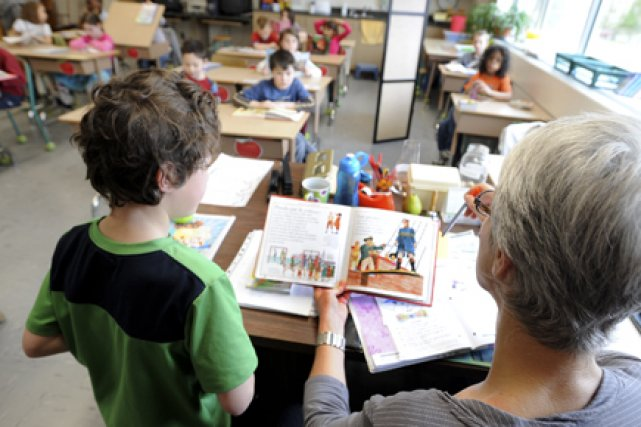 Avant la réforme, les enseignants devaient évaluer une... (Archives Le Soleil)