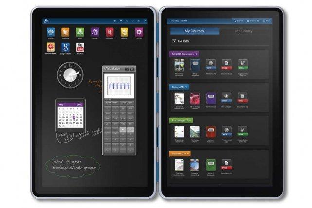 La tablette Kno...