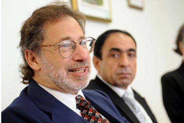 Le directeur du Jewish Community Centre of the... (Imacom, Frédéric Côté)