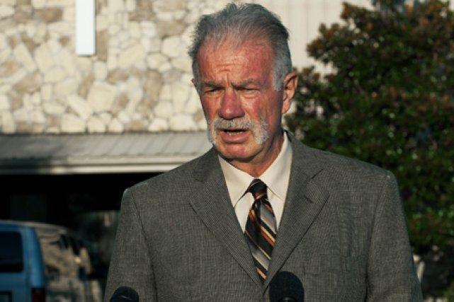 Le pasteur américain Terry Jones.... (Photo: AFP)