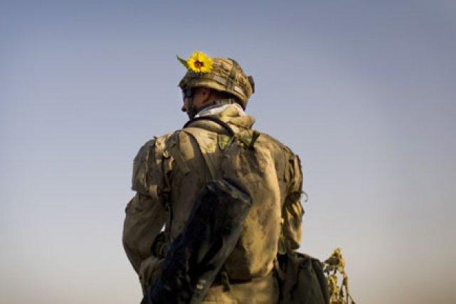 L'avenir du ministère des Anciens Combattants est en... (Photo: Anja Niedringhaus, AP)