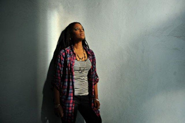 Jenny Salgado affirme aimer d'abord communiquer. «Chaque style... (Photo: Bernard Brault, La Presse)