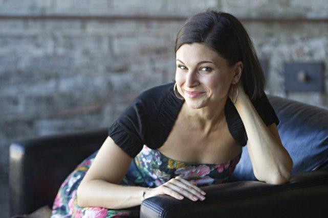 Pour les téléspectateurs, Émilie Bibeau est surtout Rosalie,... (Photo: Patrick Sanfaçon, La Presse)
