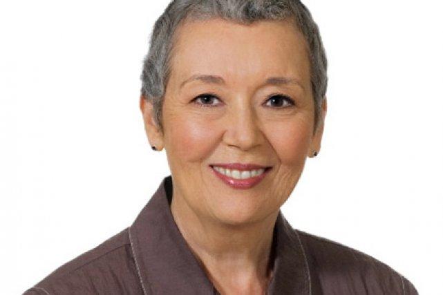 Ancienne ministre déléguée à la Condition féminine du... (Photo: Archives La Presse)