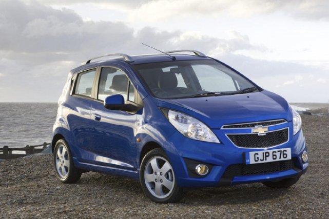 La Chevrolet Spark devrait être vendue en Amérique... (Photo GM)