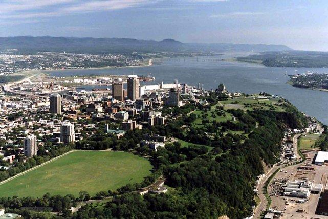 La région de Québec et de Chaudière-Appalaches compte... (Photo fournie par la Commission des champs de bataille nationaux)