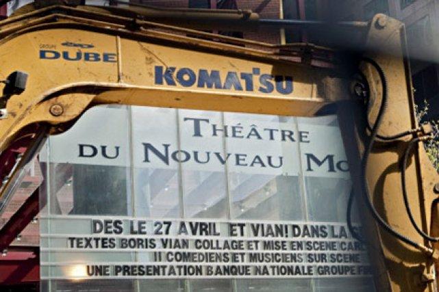 «Il n'y a pas encore assez de lieux... (Photo: Ivanoh Demers, archives La Presse)