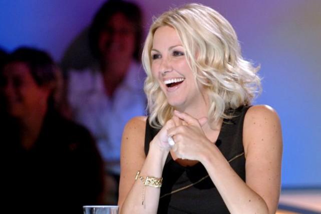 Véronique Cloutier anime Les enfants de la télé... (Photo: Radio-Canada)