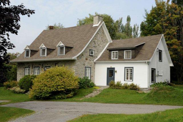 Cuisine d ete maison quebecoise - La maison wicklow hills par odos architects ...