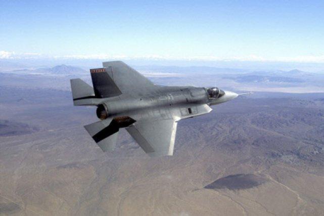 Le développement du nouvel avion de chasse ne... (Photo: AP)