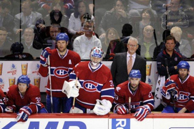 S'il n'y a pas de sombre complot pour écarter les joueurs francophones, le Club... (Photo: Bernard Brault, archives La Presse)