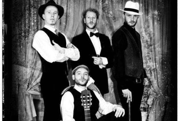 Le groupe bruxellois BaliMurphy... (Photo: MySpace)