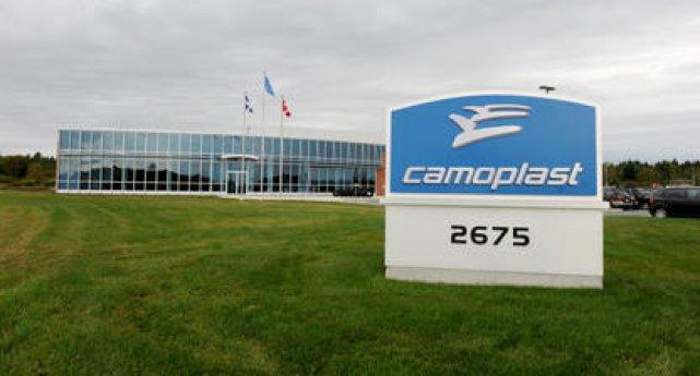 Camoplast vient de faire l'acquisition du Groupe Solideal, une compagnie du... (Imacom, Claude Poulin)