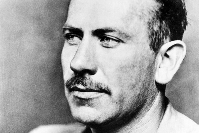 a short paragraph on the life of the author john steinbeck Please click button to get john steinbeck book now all books are in the essays examine the six most popular short novels documents life among the.