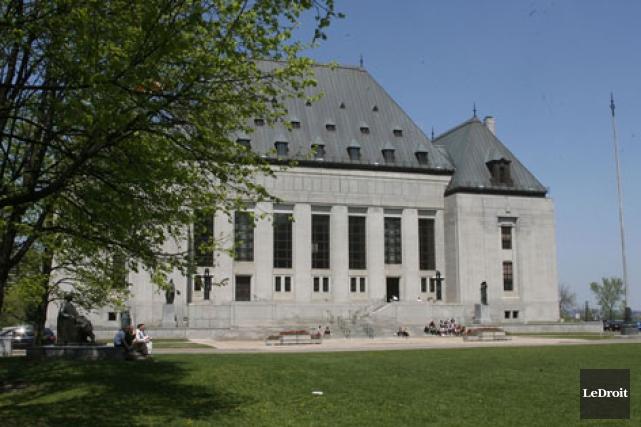 La Cour suprême du Canada a refusé d'entendre la cause d'un groupe suprématiste... (ARCHIVES, LeDroit)