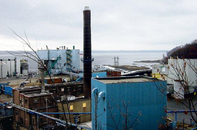 L 39 ex usine d 39 abitibibowater donnacona un nouveau d part for Papeterie gatineau
