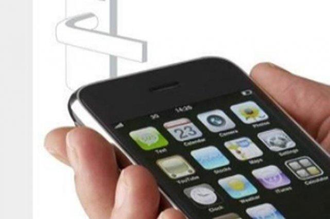 ouvrir sa chambre dh244tel avec son t233l233phone portable voyage