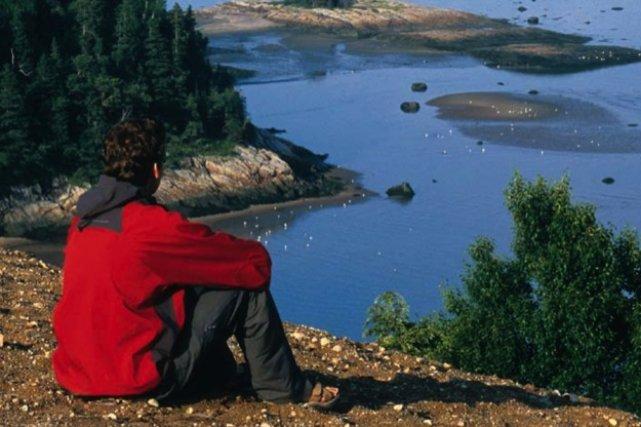 Le parc marin du Saguenay-Saint-Laurent  inclut maintenant... (Parc marin du Saguenay-Saint-Laurent (Mathieu Dupuis, Sépaq))
