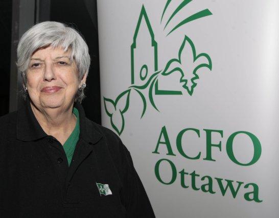 L'actuelle directrice générale de l'Association des communautés ...