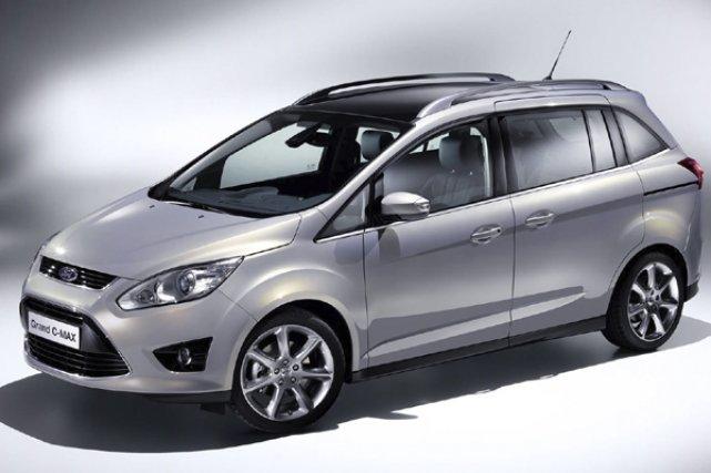 Ford pourrait très bien commercialiser cette fourgonnette compacte... (Photo fournie par Ford)