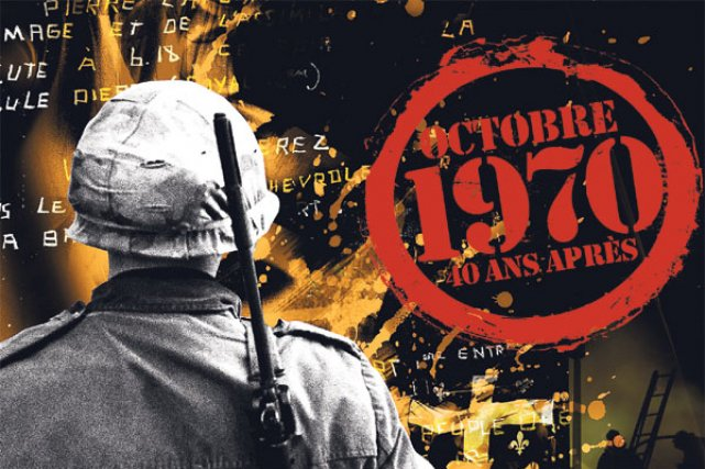 Octobre 1970. Le FLQ frappe: deux enlèvements, un assassinat. Une crise sans...