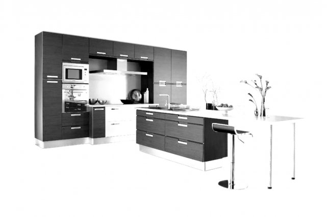 r nover sa cuisine sans fausse note en vedette. Black Bedroom Furniture Sets. Home Design Ideas