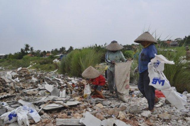 Les photos prises par le militant indonésien Muchamad... (Photo: Muchamad Darisman, collaboration spéciale)