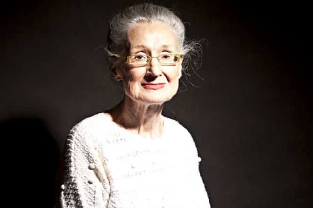 Suzanne Boivin-Fecteau, aidante naturelle.... (Photo: François Roy, La Presse)