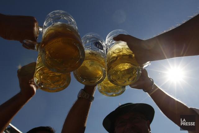 Un homme de 94 ans s'est échappé d'un hôpital de Munich pour fêter comme bon... (Photo: Reuters)