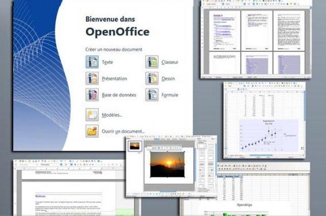 Le logiciel libre fera l'objet d'une section dédiée...