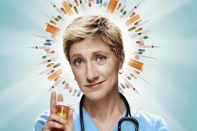 Nurse Jackie...
