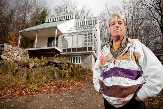 quand une cabane devient maison de campagne marie france l ger le coin du bricoleur. Black Bedroom Furniture Sets. Home Design Ideas