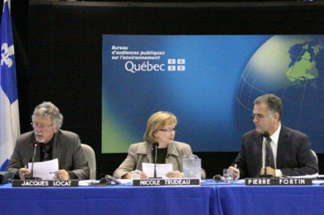 Les Québécois se fient davantage au BAPE, qui... (Photo: Alain Dion, La Voix de l'Est)