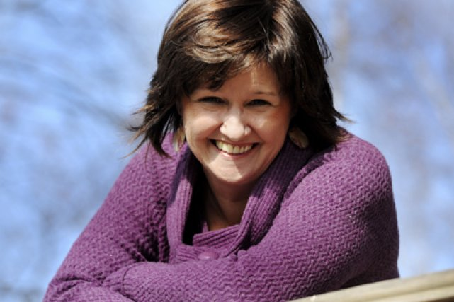 Joanne Marcotte, cofondatrice du Réseau Liberté-Québec... (Photo Érick Labbé, le Soleil)
