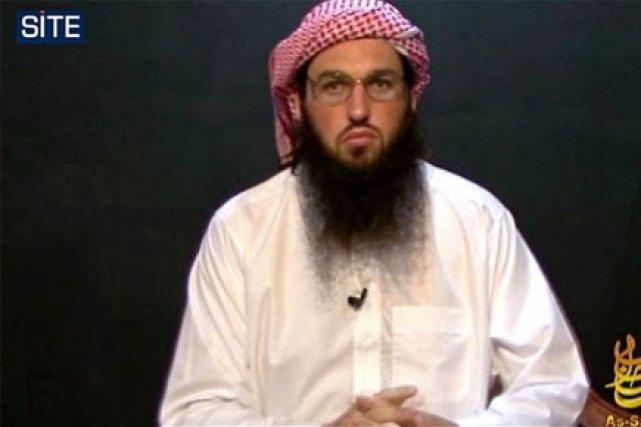 Adam Gadahn a affirmé que son appel s'adressait... (Photo: AFP)
