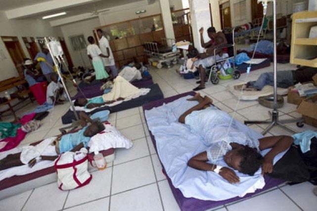 Les Nations unies redoutent une crise sanitaire d'ampleur... (Photo: AP)