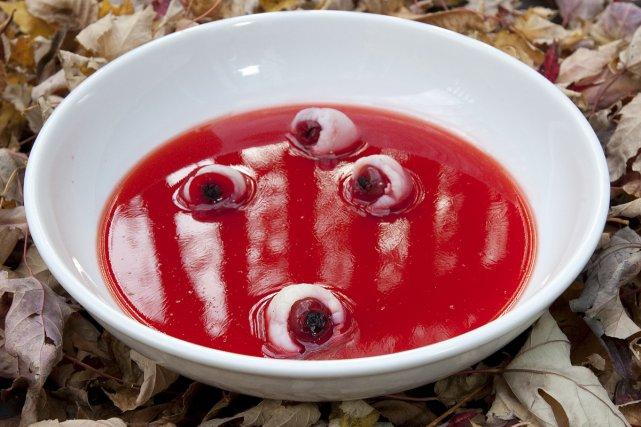 Une bonne recette de soupe aux yeux... (Photo: Robert Skinner, La Presse)