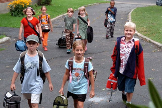 Les statistiques montrent que 35% des élèves en... (Photo fournie par l'AQETA)