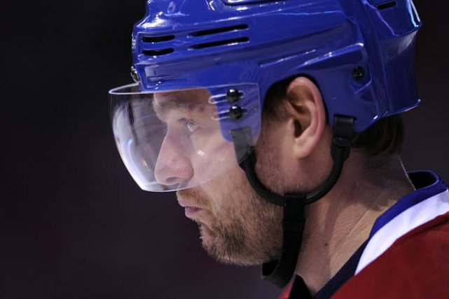 Andrei Markov... (Photo: Bernard Brault, archives La Presse)