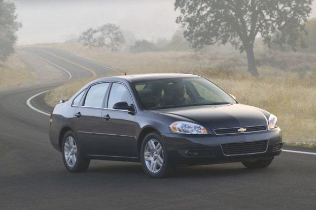 Associée de trop près à des voitures de... (Photo fournie par Chevrolet)