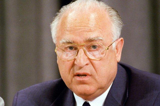 Viktor Tchernomyrdine a dirigé le gouvernement russe de... (Photo: AP)