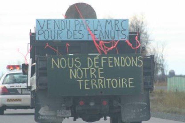 Le Tribunal administratif du Québec (TAQ) n'aura finalement eu besoin que d'une... (La Tribune, Yanick Poisson)