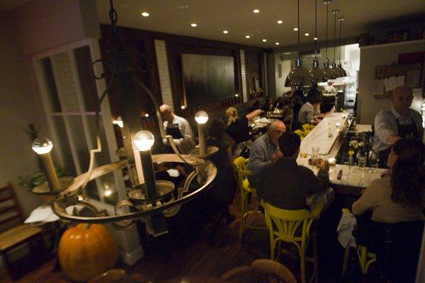Tuck Shop Restaurant Montreal